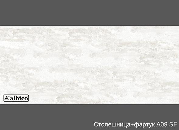 Комплект Панель + Столешница A 009 универсал (без рисунка), фото 2