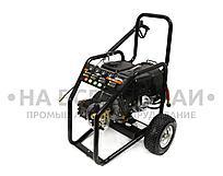 Мойка высокого давления с бензиновым двигателем MERAN MG240-17