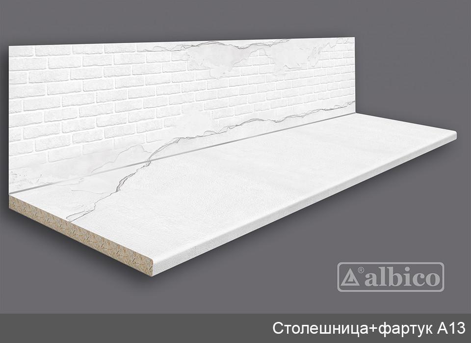 Комплект Панель + Столешница A 013 левая