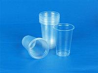 Стакан одноразовый пластиковый 0,3 мл 1*80
