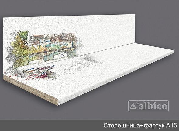 Комплект Панель + Столешница A 015 левая, фото 2