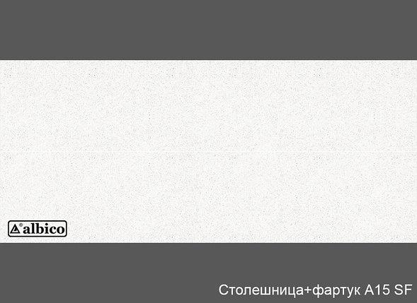 Комплект Панель + Столешница A 015 универсал (без рисунка), фото 2