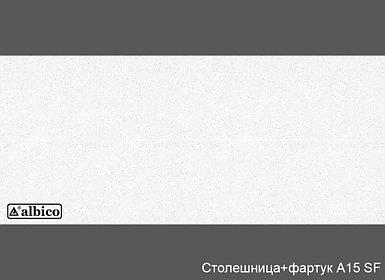 Комплект Панель + Столешница A 015 универсал (без рисунка)