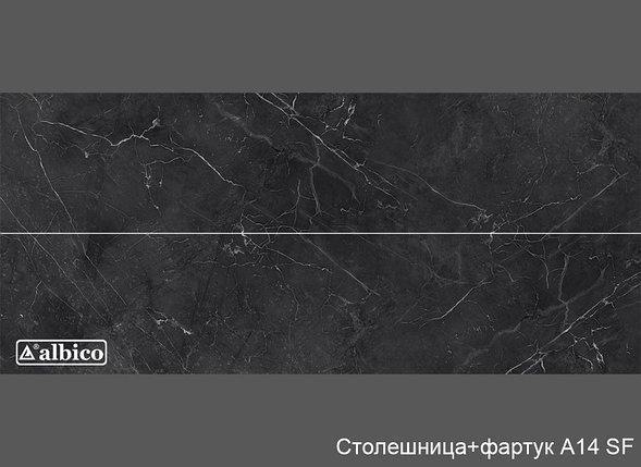 Комплект Панель + Столешница A 014 универсал (без рисунка), фото 2
