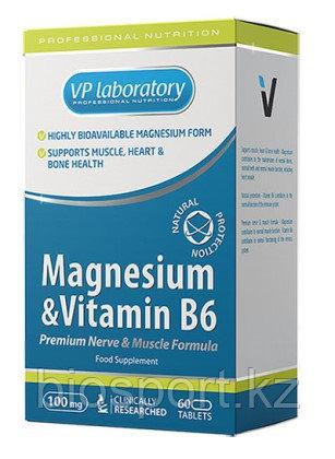 VPLab Magnesium & Vitamin B6