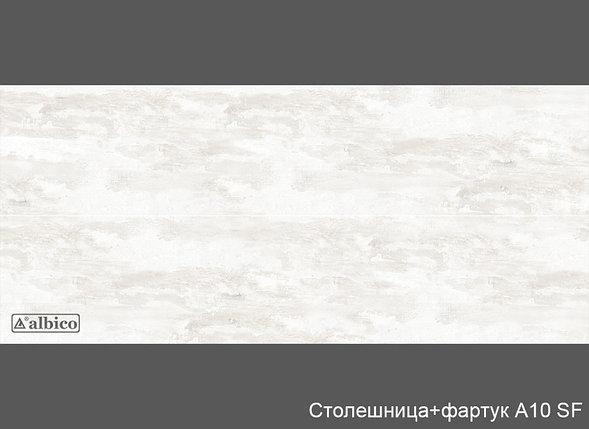 Комплект Панель + Столешница A 010 универсал (без рисунка), фото 2