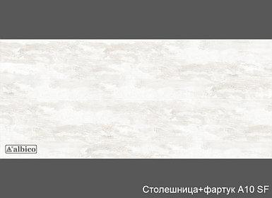 Комплект Панель + Столешница A 010 универсал (без рисунка)