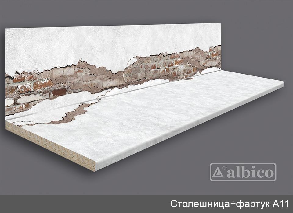 Комплект Панель + Столешница A 011 левая
