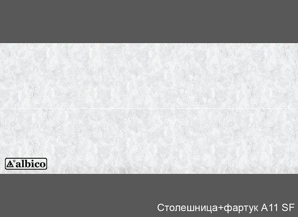 Комплект Панель + Столешница A 011 универсал (без рисунка), фото 2