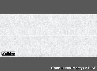 Комплект Панель + Столешница A 011 универсал (без рисунка)