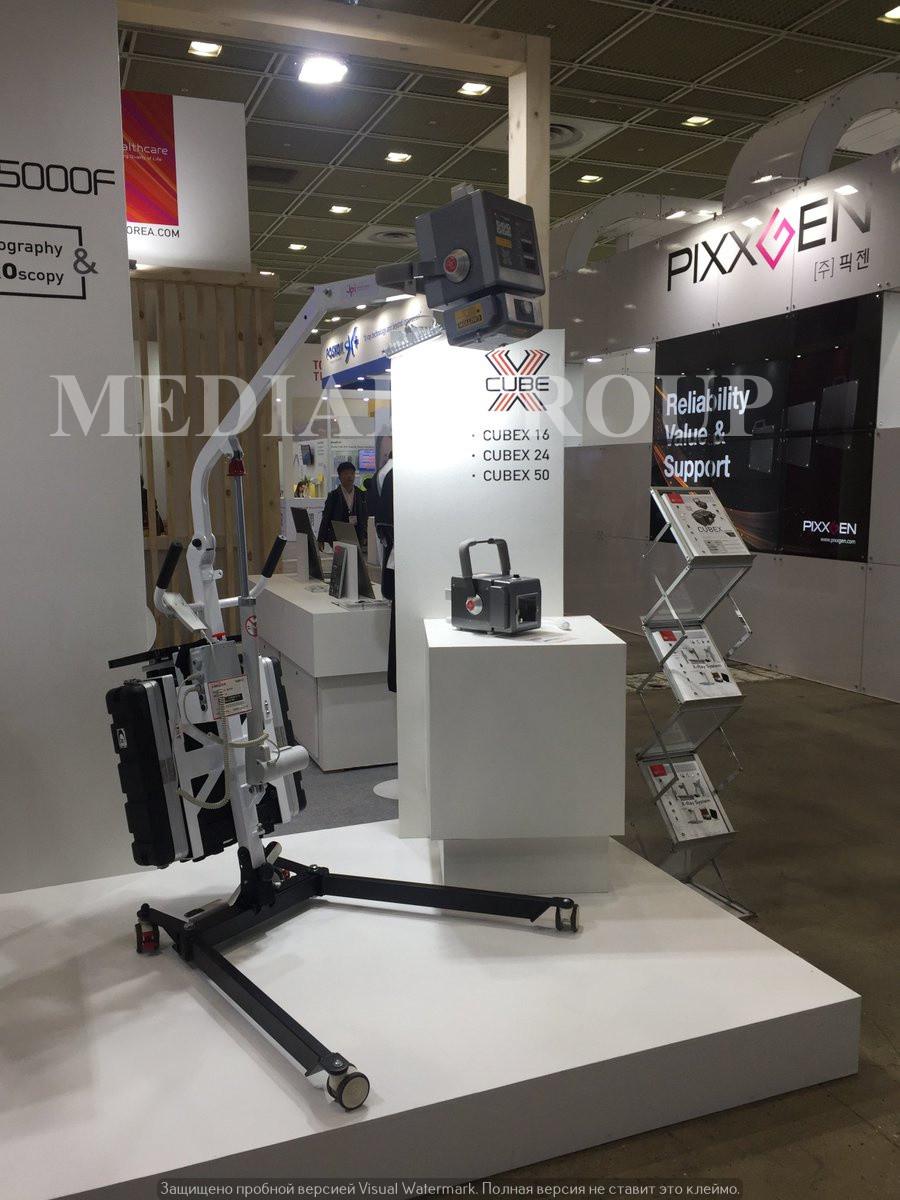 Портативный рентген аппарат CUBEX 50