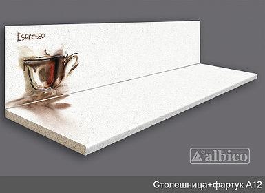 Комплект Панель + Столешница A 012 левая