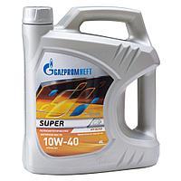 Моторное масло Газпромнефть Супер 10w-40 4литра