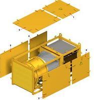 Вентилируемая тормозная установка 7512-2126004-10