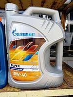 Моторное масло Газпромнефть Супер 10w-40 5литров
