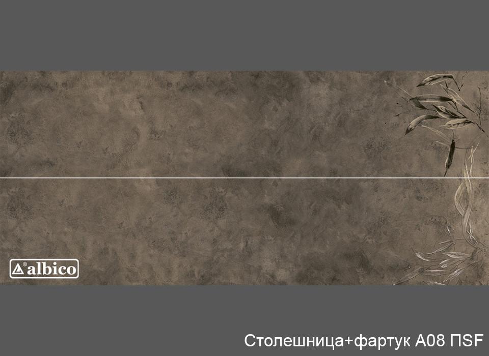 Комплект Панель + Столешница A 008 правая