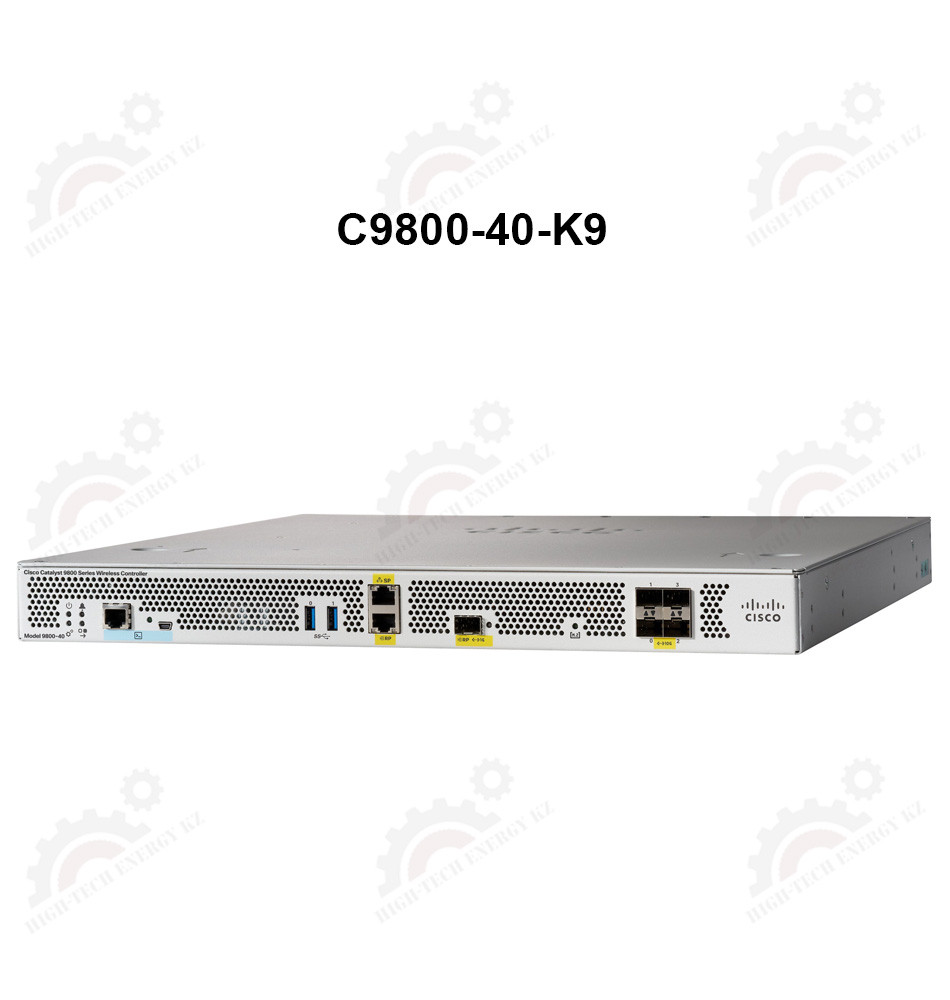 Cisco Catalyst 9800-40 Wireless Controller