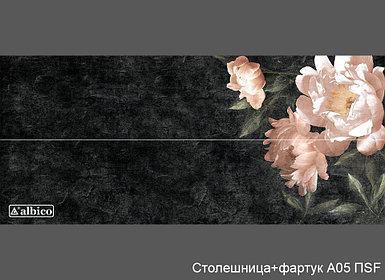 Комплект Панель + Столешница A 006 правая