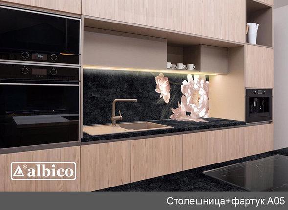 Комплект Панель + Столешница A 005 левая, фото 2