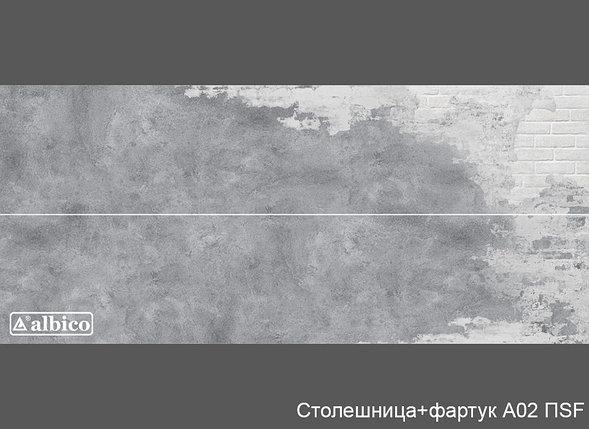Комплект Панель + Столешница A 002 правая, фото 2