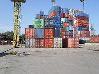 Хранение груза 40ft контейнере на таможенном  складе