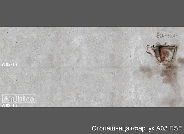 Комплект Панель + Столешница A 003 правая, фото 2