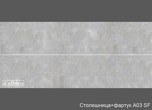 Комплект Панель + Столешница A 003 универсал (без рисунка), фото 2