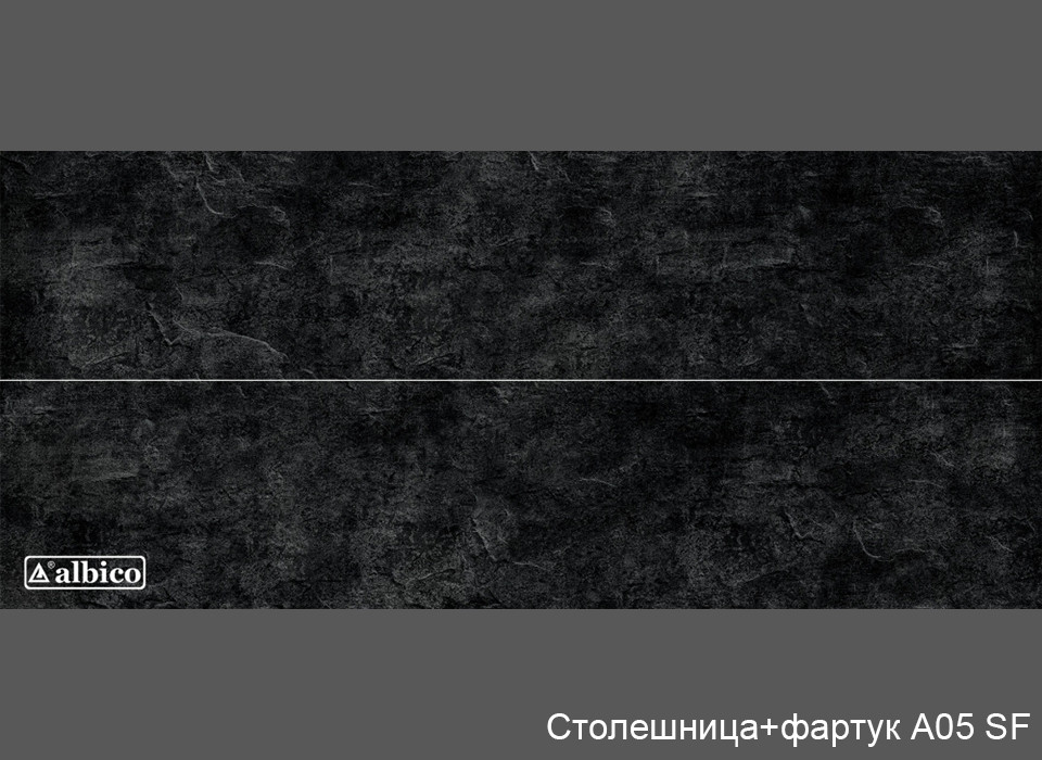 Комплект Панель + Столешница A 005 универсал (без рисунка)