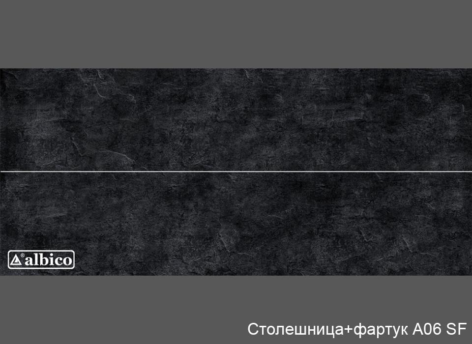 Комплект Панель + Столешница A 006 универсал (без рисунка)