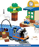 Конструктор аналог Лего Дупло LEGO DUPLO  building bricks нм-327 паровозик томас, фото 4