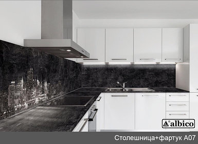 NEW! Столешница+фартук A-CONNECT
