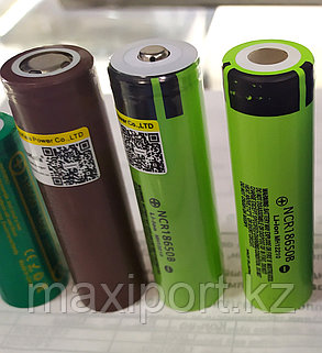 LG 18650 3.7v li-ion аккумуляторы для фонарей и вэйпа 3000mah HG-2, фото 2