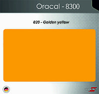 Оракал 8300/золотисто-желтый (020)