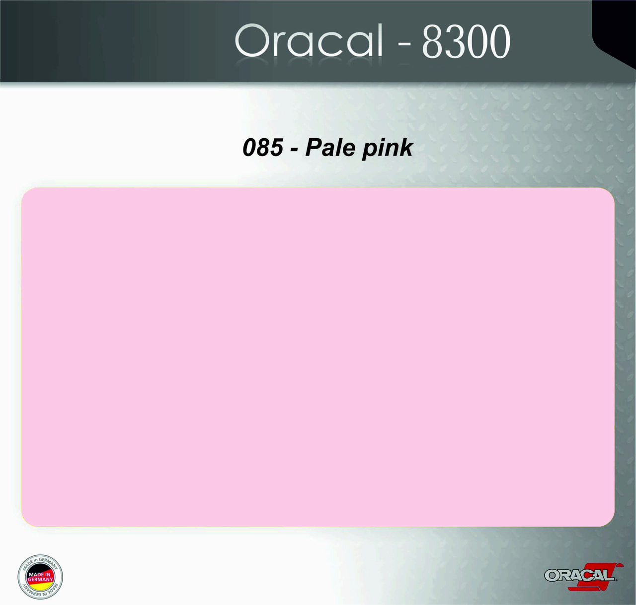 Оракал 8300/светло-розовый (085)