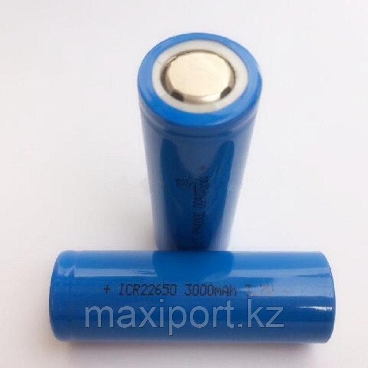 22650 3.7 аккумулятор для стабилизатора dji osmo и прочих