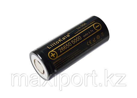 26650 3.7v 5000mah аккумулятор для стабилизатора dji osmo и прочих, фото 2