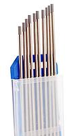 Электрод вольфрамовый WC-20 Ø 4,0х175 серый
