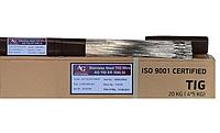 Пруток AG TIG ER 308LSI Ø 1,0х1000мм 5 кг