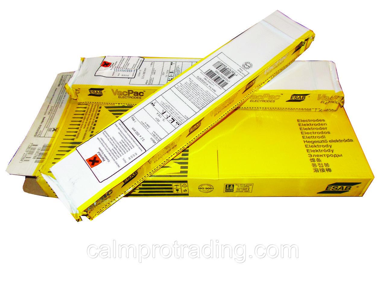 Электроды OK NiCrFe-2 Ø 3,2х350мм 1/4 VP