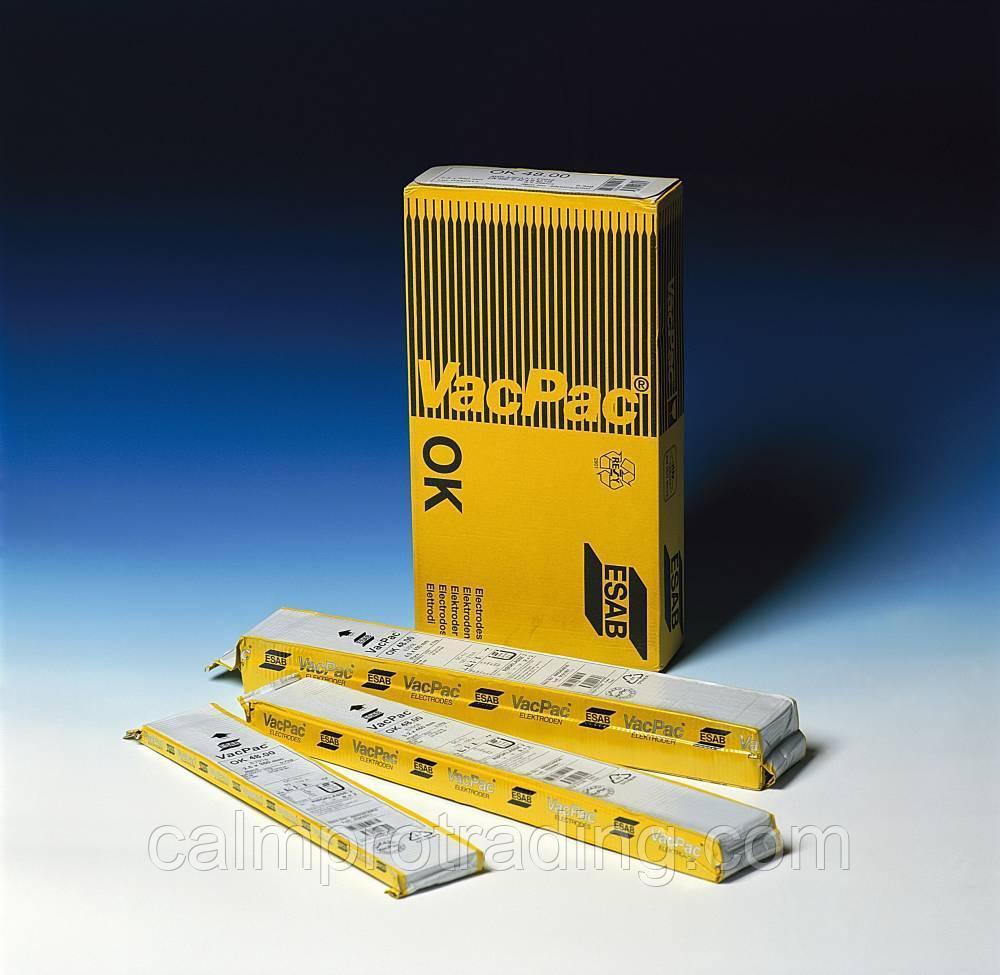 Электроды OK NiCrMo-5 Ø 3,2х350мм 1/4 VP