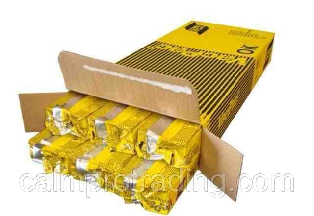 Электроды OK 48.04 Ø 3.2x450мм 1/2 VP