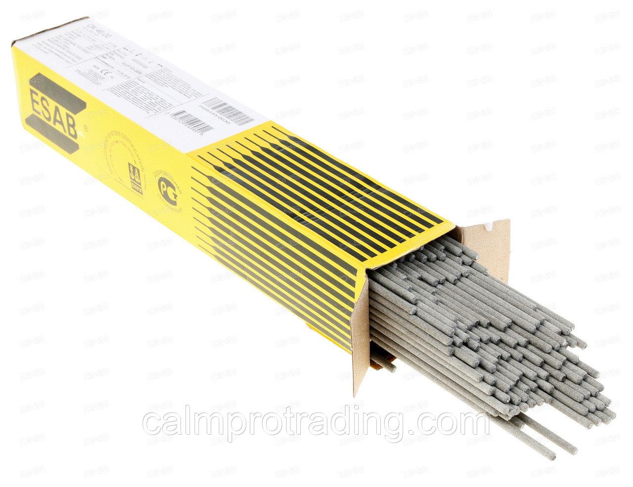 Электроды OK Weartrode 65 T Ø 4,0х350мм