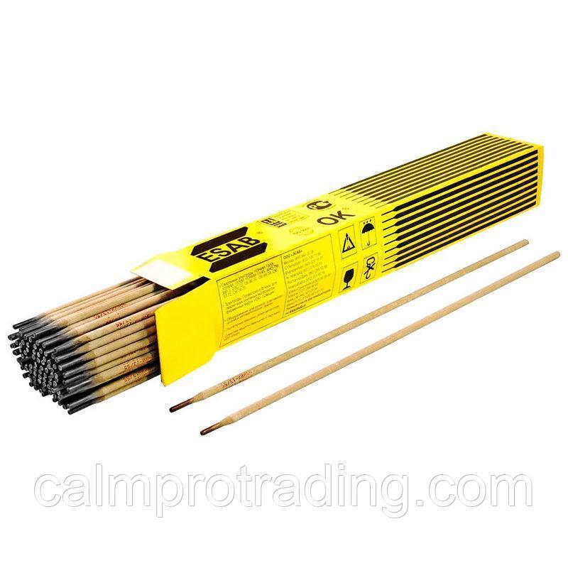Электроды OK 48.08 Ø 2.5x350мм