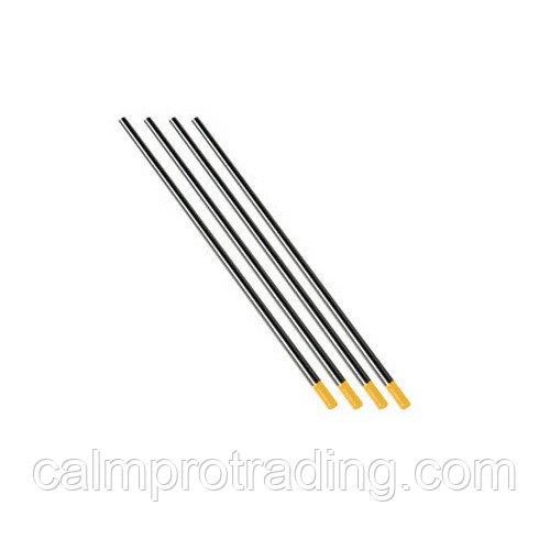 Электрод вольфрамовый Tungsten WL15 Ø 2,4х175мм Gold Plus
