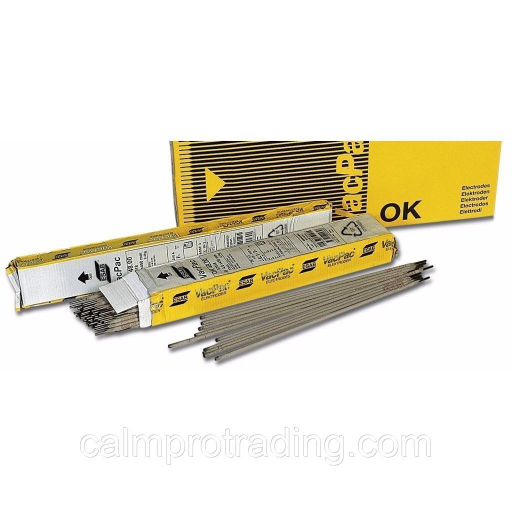 Электроды OK 67.50 Ø 5,0х350мм 1/2 VP