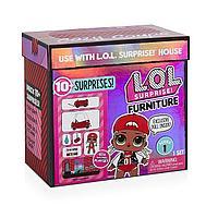 Наборы мебели как сюрпризы: L.O.L. Surprise! Серия 1 L.O.L. Surprise! furniture. Cozy Coupe & M.C. Swag