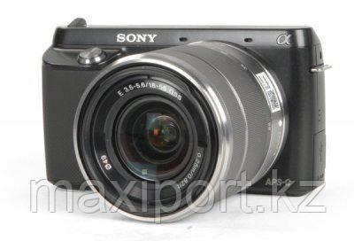 Sony nex-f3 18-55 kit - фото 1