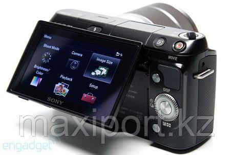 Sony nex-f3 18-55 kit, фото 2