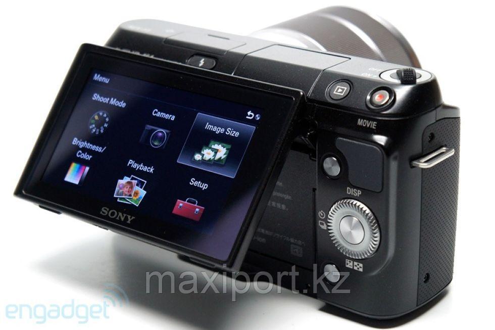 Sony nex-f3 18-55 kit - фото 2