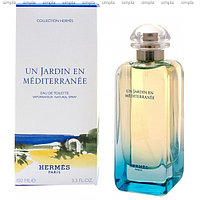 Hermes Un Jardin en Mediterranee туалетная вода объем 100 мл (ОРИГИНАЛ)